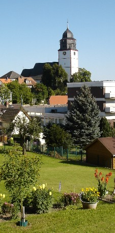 Ev. Laurentiuskirche Usingen, Foto: Herbert Stellbrink