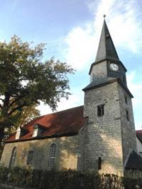 Kirche in Windischholzhausen, Foto: Matthias Pieren