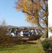 Blick auf Usingen, Foto: Herbert Stellbrink