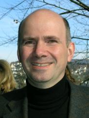 Pfarrer Dr. Hans-Jörg Wahl