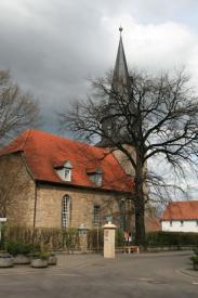 Kirche in Windischholzhausen